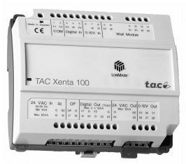 TAC Xenta 102-B, 102-EF, 102-VF