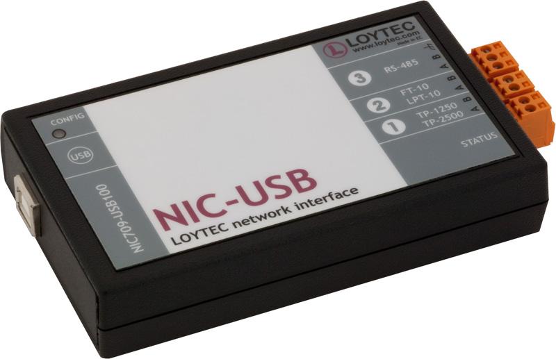 NIC709-USB100