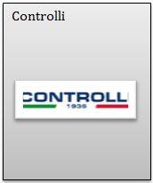 Приводы для заслонок Controlli