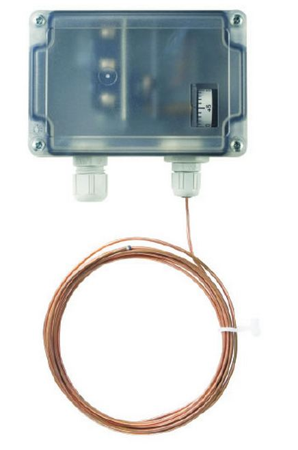 Термостат для защиты теплообменника теплообменник на дымоход из медной трубы своими руками