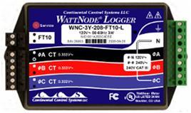 WattNode Logger для LonWorks