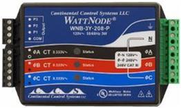 WattNode Pulse с импульсным выходом