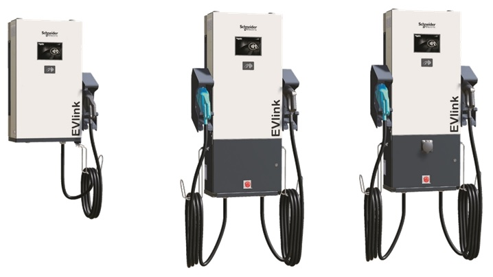 EVlink DC Fast Charge